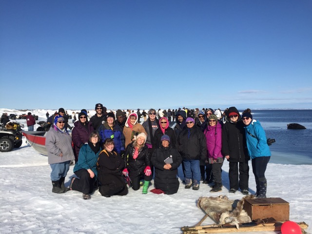 Inupiaq Cultural Arts Institute a true immersion….