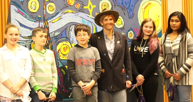 Alaska Arts Education Consortium Announces 2016 Champions of the Arts