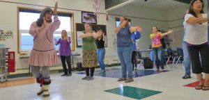 Anchorage Science and the Arts Institute for Elementary Teachers @ Dimond High School