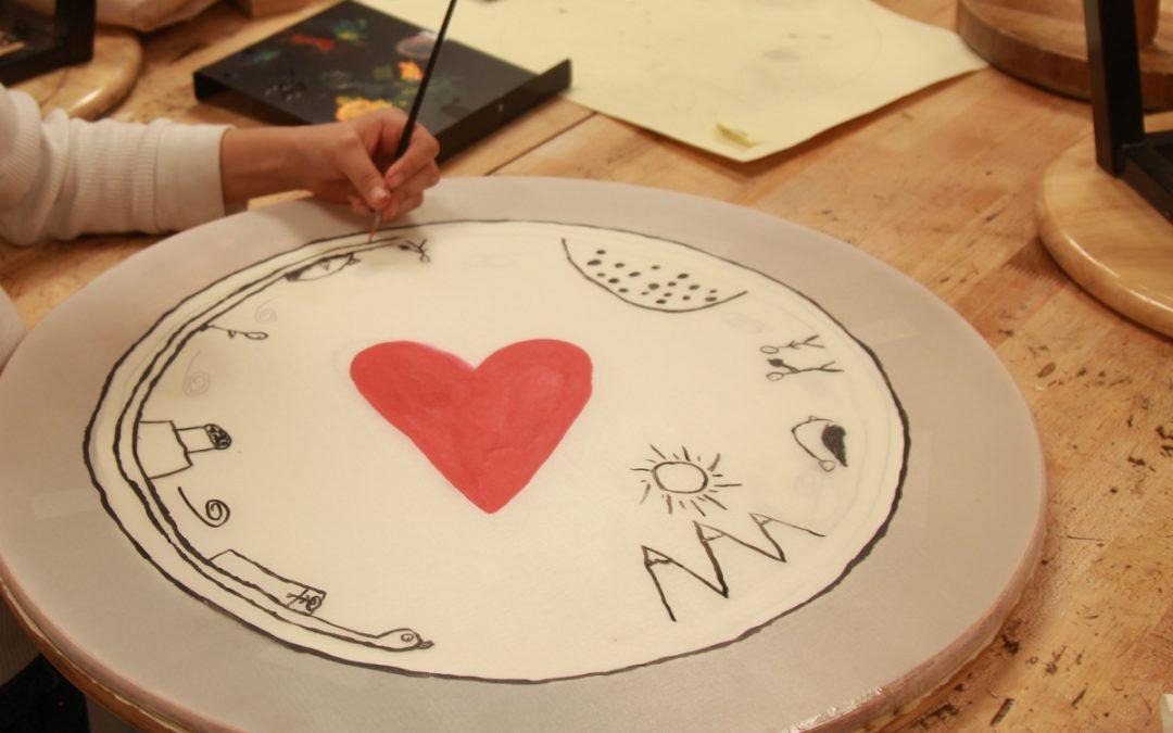 Arts Education on the Bering Sea