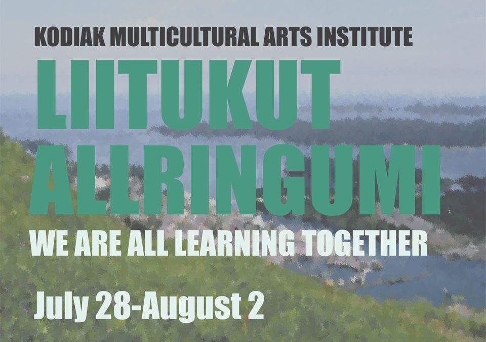 2019 Kodiak Multicultural Arts Institute