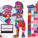 Collaborative peace artwork