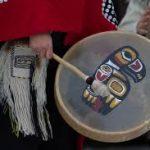 Tlingit drum